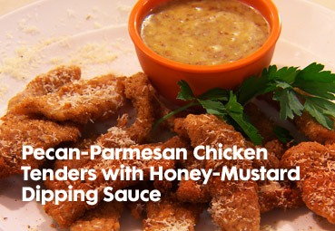 ritz crackers pecan parmesan chicken tenders recipe