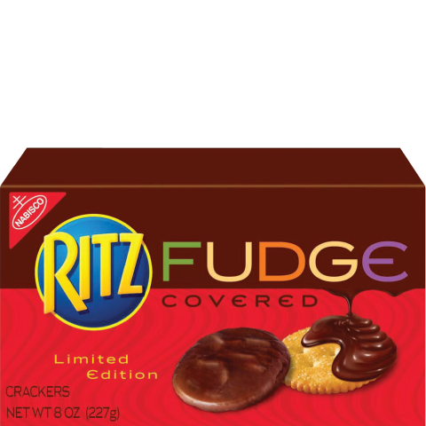 Fudge Covered Ritz Crackers - 15.1 oz Box